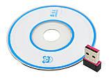 USB сетевой адаптер Dellta Wi Fi 802.11n LV-UW03 + диск (3146), фото 4
