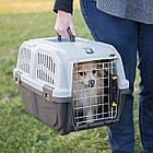 Переноска для собак 55*36*35 см MPS SKUDO 2 IATA GREY №2, фото 3