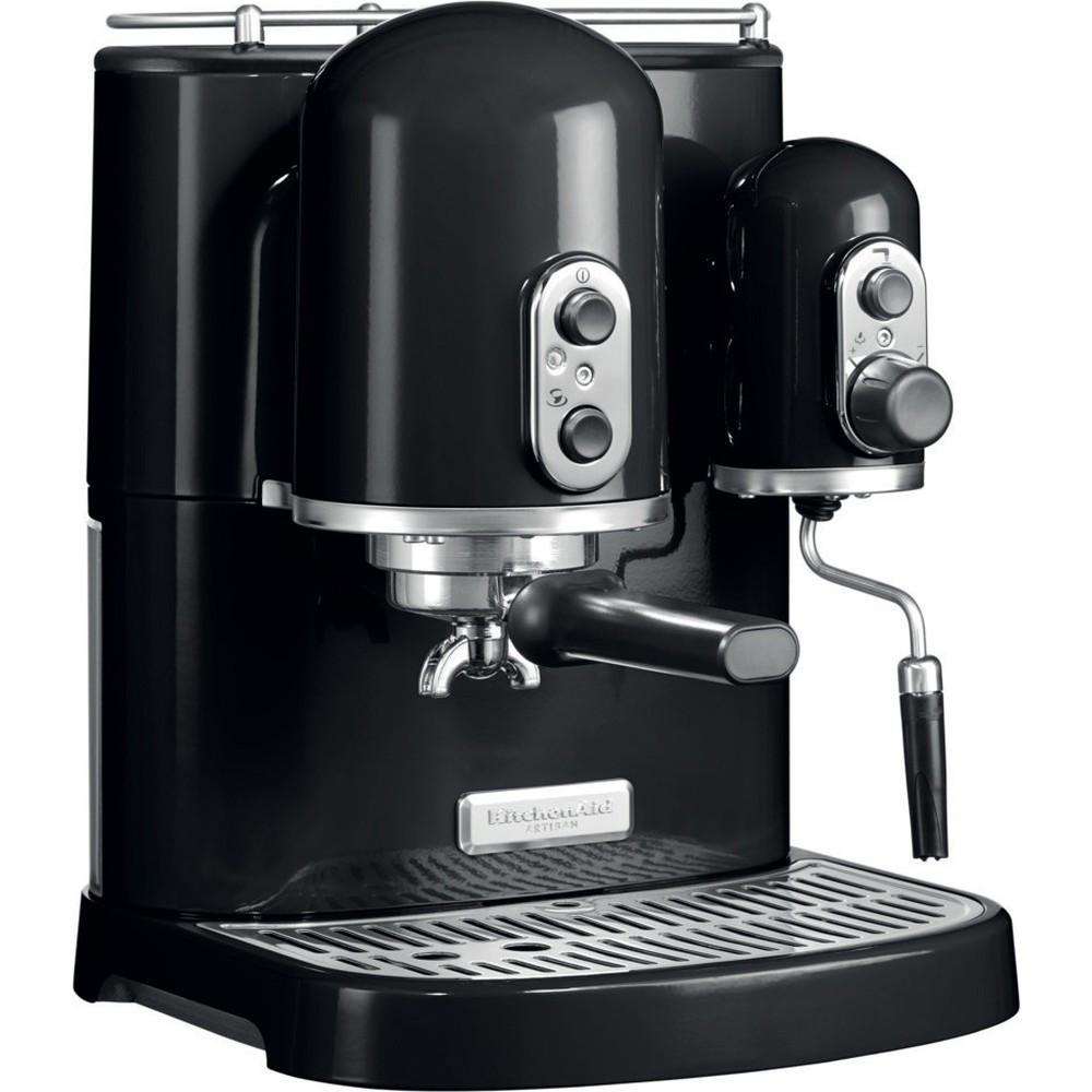 Эспрессо-машина KitchenAid Artisan 5KES2102EOB (черный)