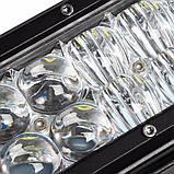 Автофара балка LED на крышу (24 LED) 5D-72W-MIX, фото 3