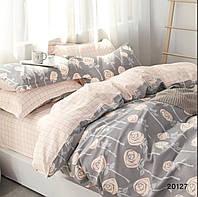 Полуторное постельное белье Вилюта 20127 ранфорс
