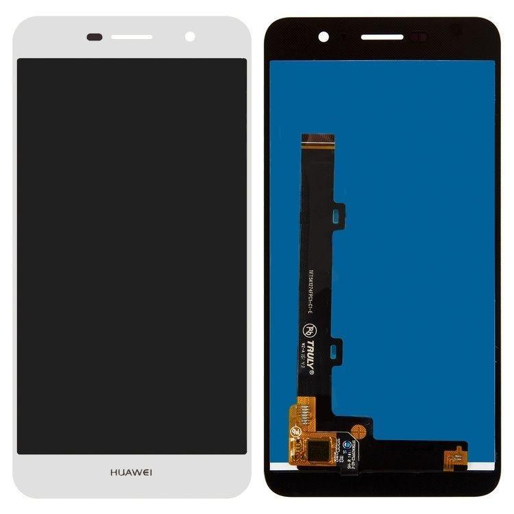 Дисплей Huawei Y6 Pro TIT-U02, Y6 Pro TIT-AL00, Enjoy 5, Honor Play 5X + Touchscreen (original) White