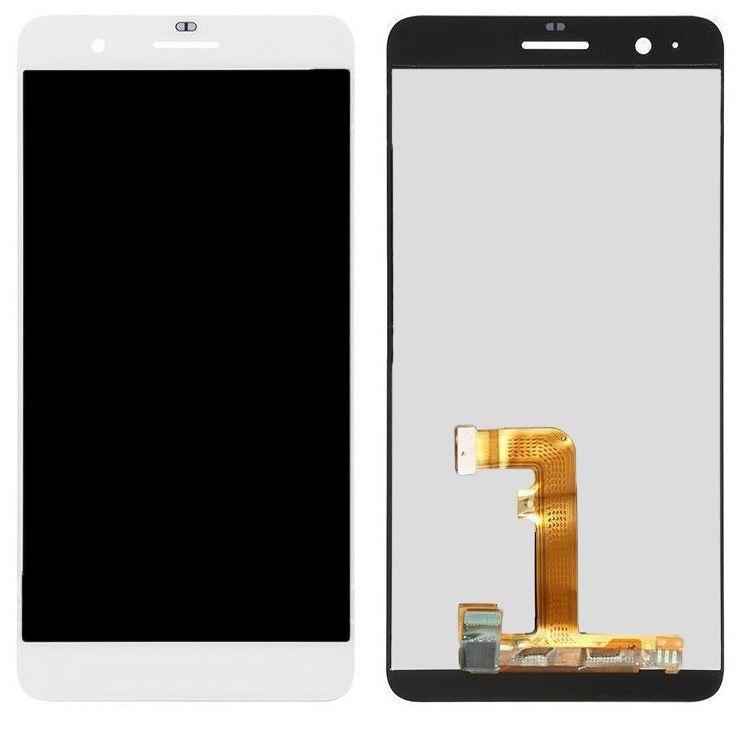 Дисплей Huawei Honor 6 Plus, Honor 6X 2014 (PE-TL10, PE-UL00) с тачскрином, White