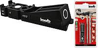 Кондуктор для сверления отверстий под углом KWB