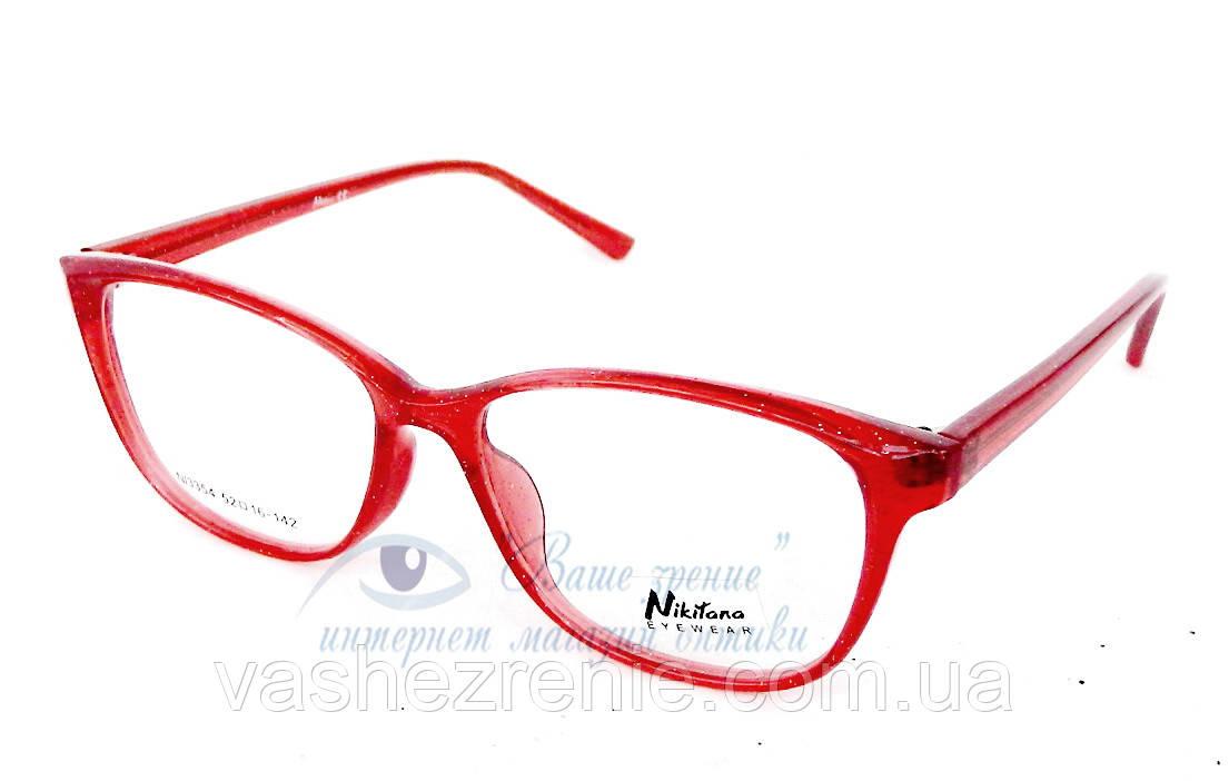 Оправа для окулярів жіноча Nikitana 0729