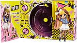 Набор с куклой ЛОЛ серия Ремикс Диско-Леди, 25 сюрпризов, L.O.L. Surprise O.M.G. Remix Pop B.B. MGA, фото 3