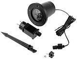 Лазерний проектор Star Shower WL-602 (різнокольорові сніжинки) (6739), фото 2