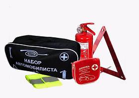 "Набор техпомощи ""АвтоЭконом"", сумка с логотипом марки автомобиля"