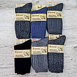 """Мужские носки,   """"Фенна"""", 41-47 р-р . Мужские носочки, носки для подростков, фото 3"""