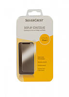 Защитное стекло для iPhone Х Silver Crest