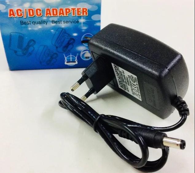 Адаптер блок питания зарядка 5V 3A разъём 5.5 х 2.5 мм HLV EU-093M