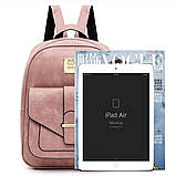 Женская сумочка и рюкзак в наборе, фото 7