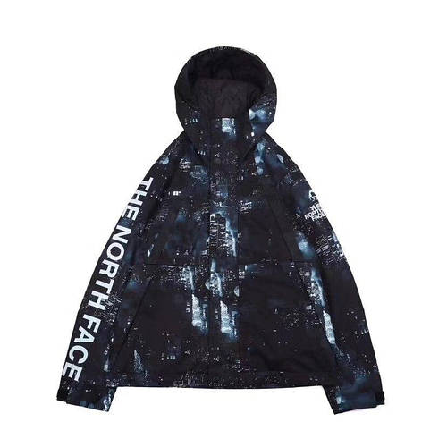 Куртка The North Face x Supreme Night City(ориг. бирки)