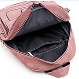 Женская сумочка и рюкзак в наборе, фото 8