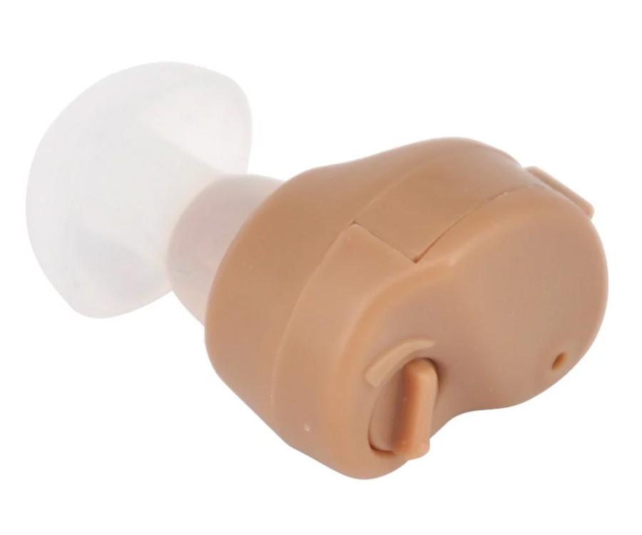 Міні слуховий апарат Xingma 900A з боксом для зберігання (4718)