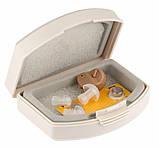 Міні слуховий апарат Xingma 900A з боксом для зберігання (4718), фото 5