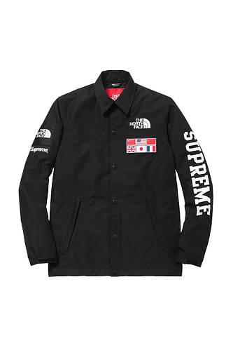 Куртка The North Face x Supreme Country Black(ориг. бирки)
