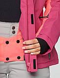 Жіноча гірськолижна куртка Chiemsee Magenta | р. XS розова, фото 3