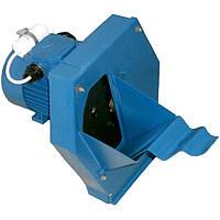 Кормоізмельчітель електричний Эликор-2 для коренеплодів (240 кг/год корморезка подрібнювач овочів)