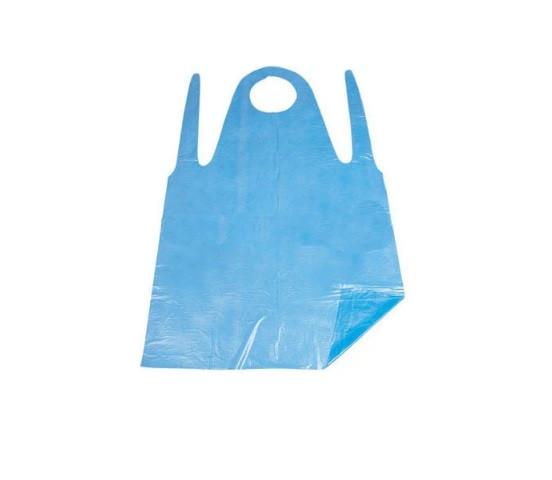 Фартук полиэтиленовый 100шт в упаковке (MAS40255)