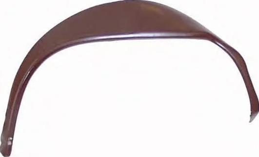 Арка заднего крыла Opel Kadette E -91, цинк, малая, внутренняя, правая (FPS)