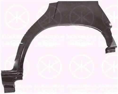 Арка заднього крила Renault 19 (88-95) 4/5 дверей ліва (LKQ)
