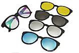Окуляри сонцезахисні антиблікові Magic Vision 5 в 1 (0631), фото 2