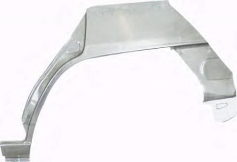 Арка заднього крила ліва Mazda 323 F IV (BG) '89-94 (Klokkerholm) KH3433 581