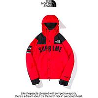 Куртка The North Face x Supreme Gore-Tex Red(ориг. бирка)