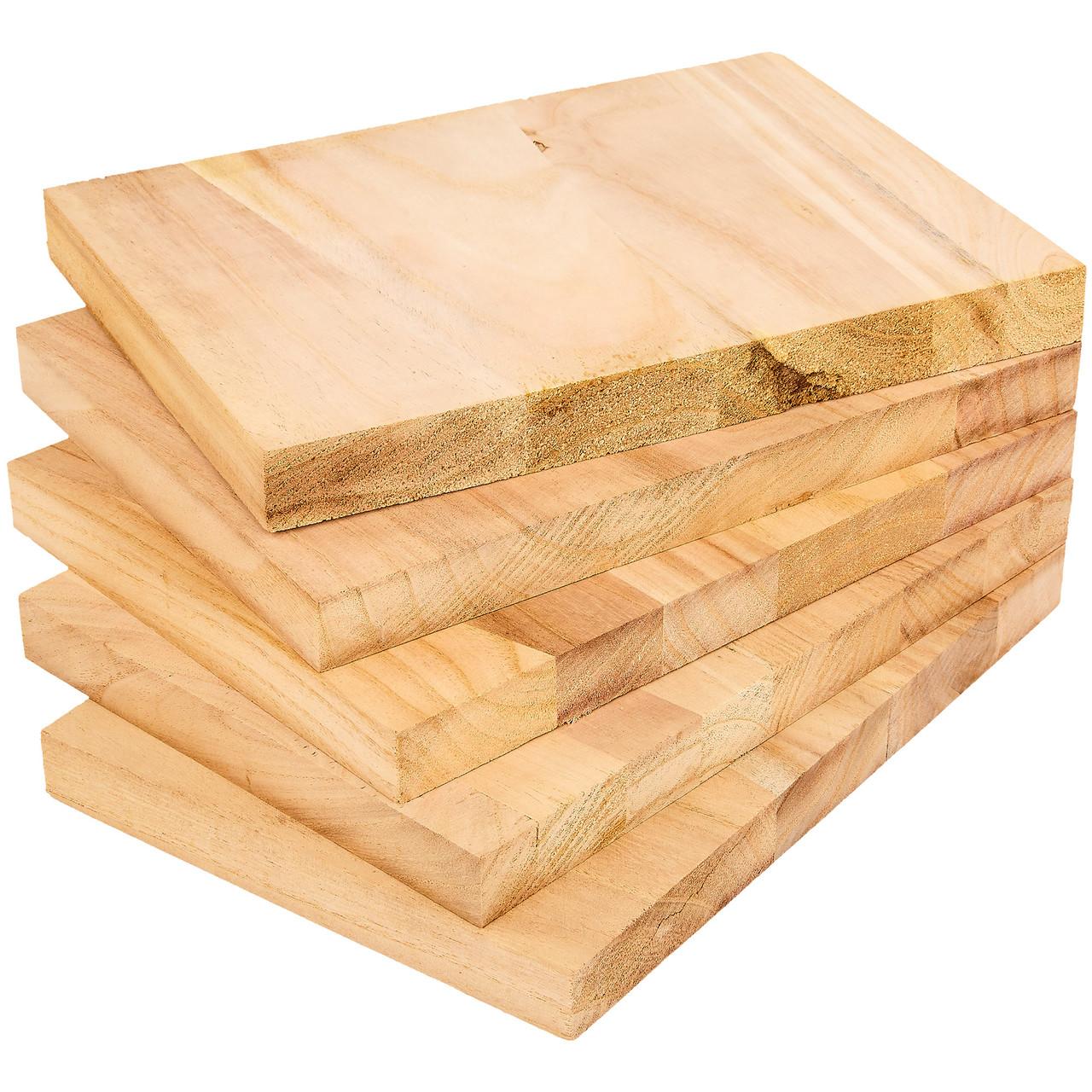 Доска для разбивания одноразовая (древесина, размер 30x21см, толщина 30мм)