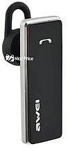 Bluetooth гарнитура Awei A850BL Black/Silver