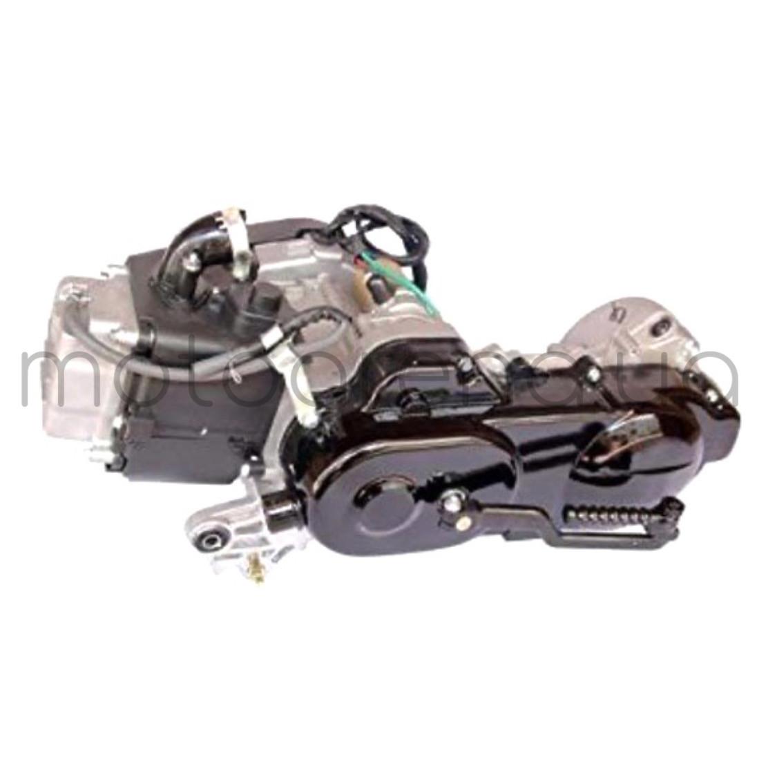 Двигун на скутер