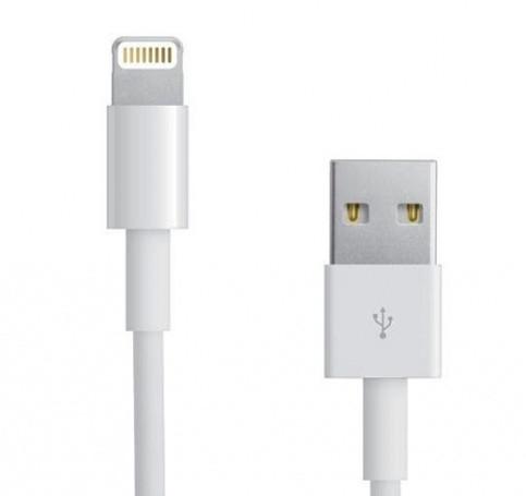 Кабель до Apple iPhone Lightning i6 (без коробки) (2756)