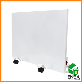 Панельный обогреватель ENSA P500,конвектор электрический бытовой 750х500х15мм, панель инфракрасная 500 Вт