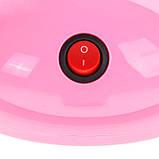 Аппарат для приготовления сахарной ваты Candy Maker H0221 Pink (2359), фото 2