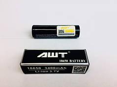 Аккумуляторы для электронных сигарет HLV 18650 3.7V 3400mAh Li-ion
