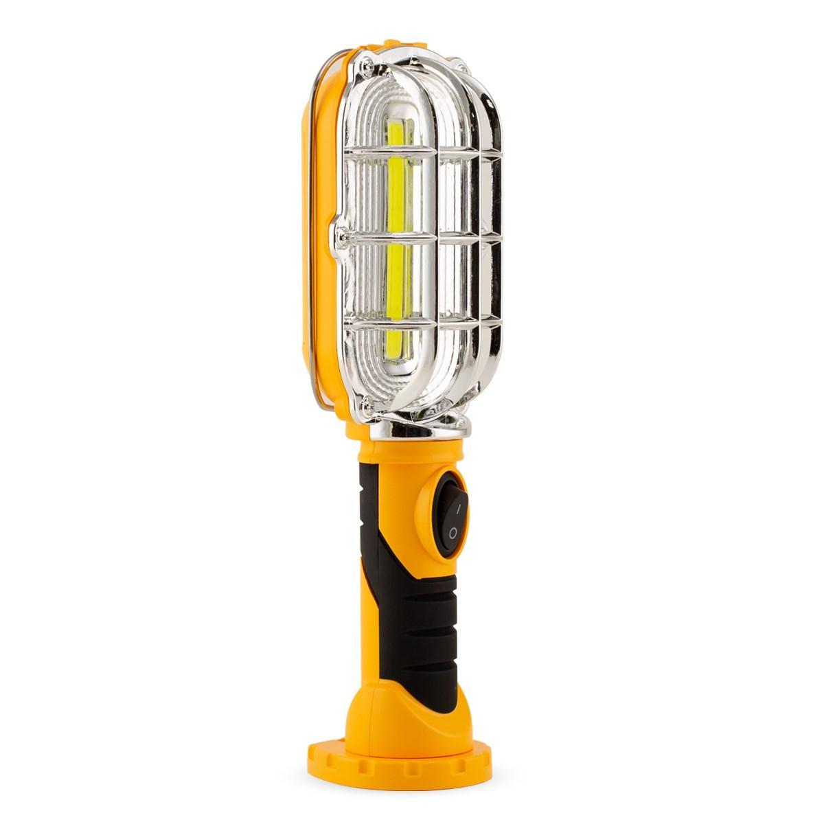Фонарик Handy Brite аварийный фонарь с магнитом и крючком (2866)