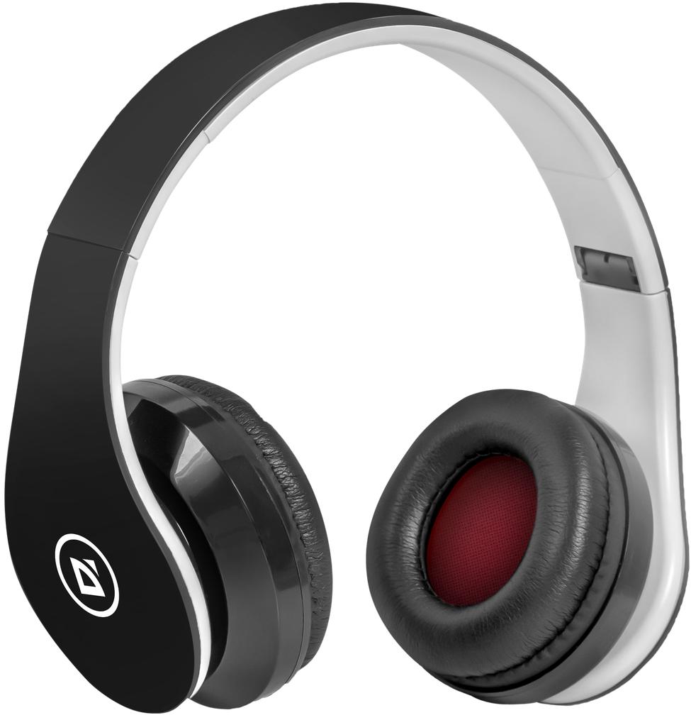 Гарнитура Defender FreeMotion B550 Bluetooth Black (63550) (6492206)