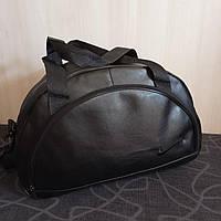 Спортивная вместительная сумка из качественной искусственной кожи, фото 1