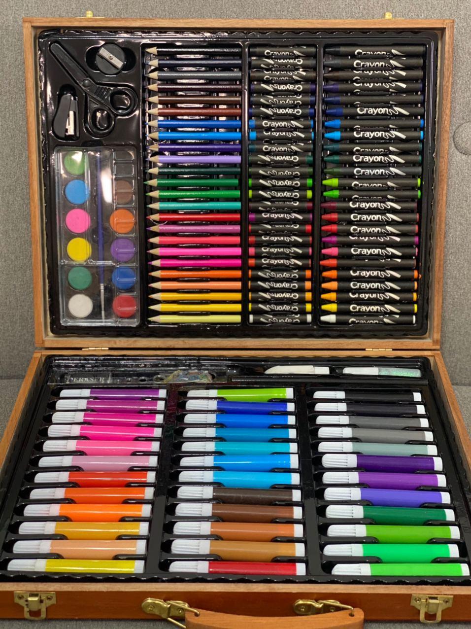 Набор для рисования в чемодане MK 2455