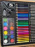 Набір для малювання у валізі MK 2455, фото 3