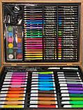 Набір для малювання у валізі MK 2455, фото 4