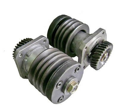 Привод вентилятора (вескомуфта) ЯМЗ-236, ЯМЗ-238, ЯМЗ-240.