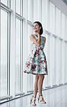 Коктейльна сукня VEREZHIK HOUSE, фото 2