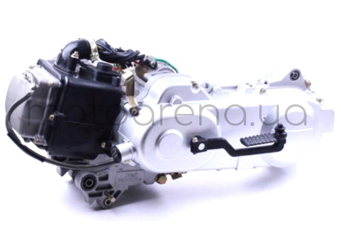 Двигатель 50CC4Т(длинная нога 80 СС)