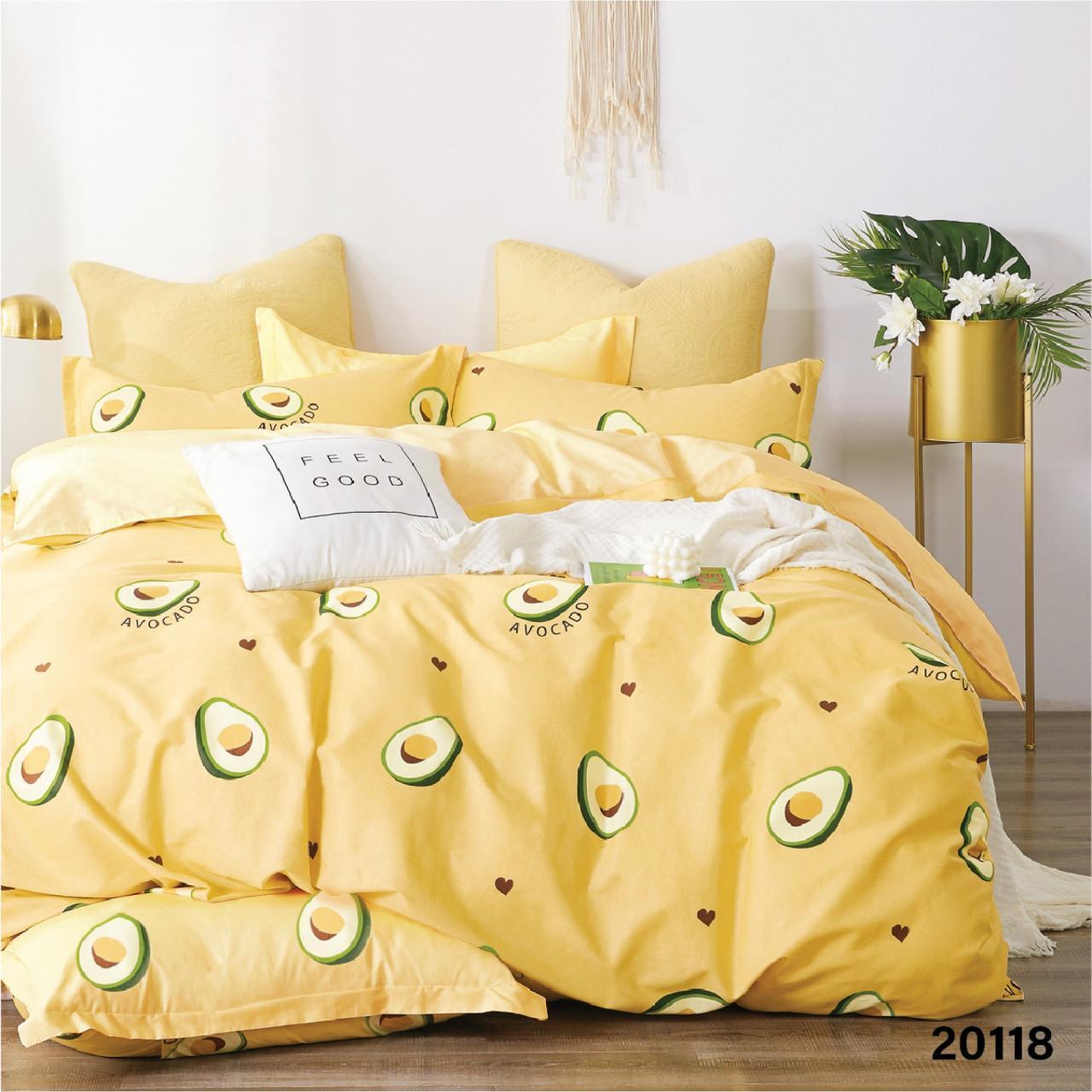 """Подростковое постельное белье Вилюта ранфорс """"Avocado"""""""