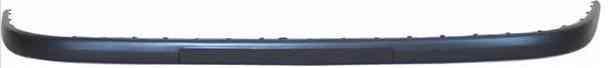 Накладки на передній бампер VW Bora 99-05 черн. (LKQ) KH9543 921 1J5807719