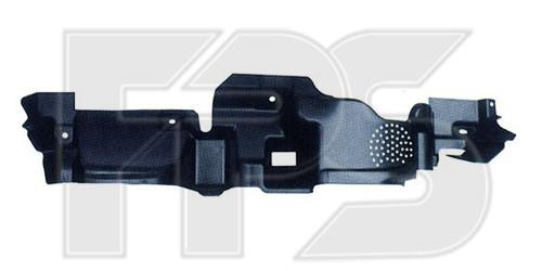 Накладка решетки в бампер Mitsubishi ASX средняя верхняя 6400C949