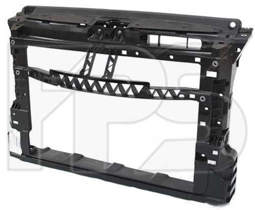 Панель передня (телевізор) VW Polo V '09-15, відкрита (FPS) 6R0805588AF