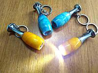 Weiv LED key chain (W-3) 3 LED, фото 1